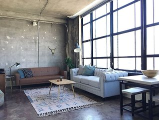 City Loft w/ View of Gay St