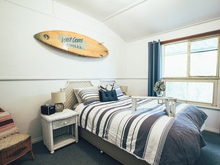 Pebble Cottage Port Elliot Pet Friendly