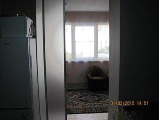 Двукомнатная квартира в Сочи!