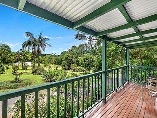 Kookaburra Luxury Cottage - Mount Tamborine