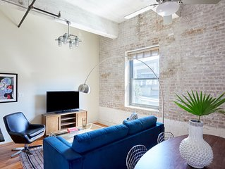 Sonder | Constance Lofts | Chic 2BR + Gym