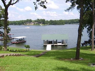 'P' Perfect Home On Lake Hamilton With 4 Bedrooms And Awesome View