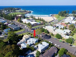Kiama Coastaway - Beach and Cafes just steps away