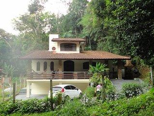 Casa na Praia de Boiçucanga - 12 Pessoas