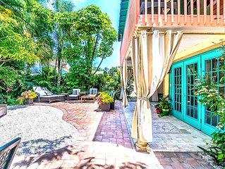 Top in Siesta Village at Best Beaches, Food & Entertainment! - Casa Van Lopik (J