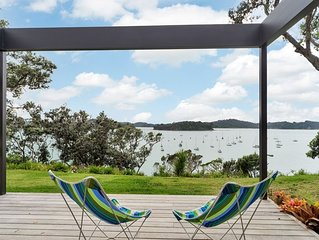 Jamieson Bay - high end, stunning accommodation.