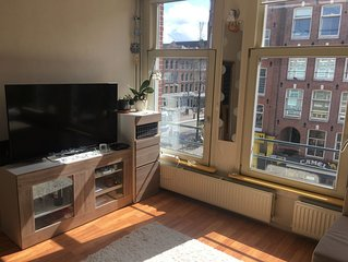 Cozy Apartment Close to Vondelpark
