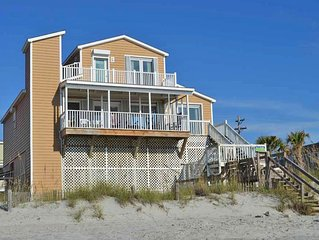 Two for One - Oceanfront in Garden City Beach