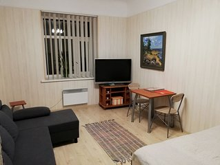 20 minutes walking distance from Riga Old Town