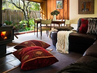 Musk Creek Hollow- Pet friendly- Japanese inspired cabin  10% off weekly stays