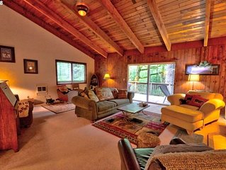 River views, perfect for family & friend gatherings