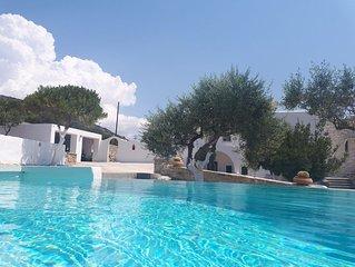 Luxury villa Kassandra on Paros