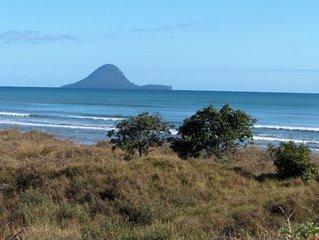 Iconic Kiwi Beach Bach