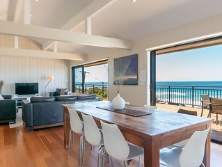 Sawtell Beach House -  luxury home with stunning views overlooking ocean