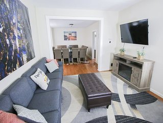 Beautiful!! Jersey City Home 16+ PPL Close to NYC!!!! 25 Min to the city driving