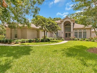 New Listing!! Spacious Pool Home in Sawgrass Country Club!