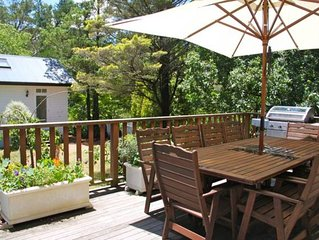 'LILYFIELD' : 4 BED HOUSE + 1 BED STUDIO