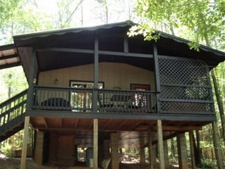 Elkmont 21 is located roughly ten minutes from Helen and all the attractions!!