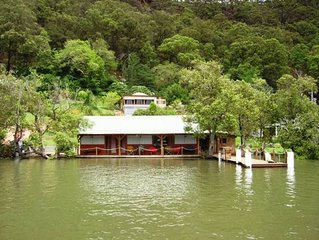 Mystaya River Cottage on the Hawkesbury River