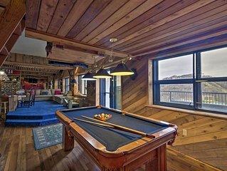 NEW! Sugar Mtn Resort Condo w/Hot Tub & Pool Table