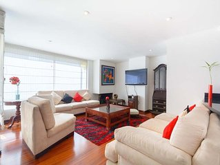 Exclusive -Perfect for executives/families TRENDY & SAFE AREA