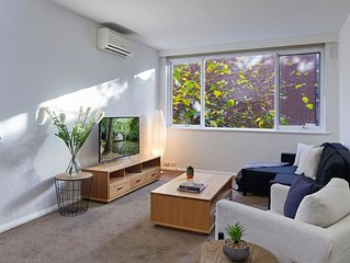 A 2 Bed Oasis In Melbourne's Hawthorn Village