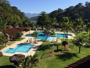 Angra Green Coast Residence Service e Marina. Padrão Resort