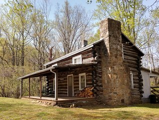 Rose River Cabin in the Blue Ridge