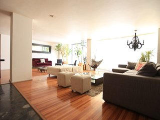 Family & Friendly apt in Polanco