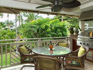 Palm Villas B23  in Mauna Lani 2 bed/2 bath plus loft Walk to beach! Sleeps 6
