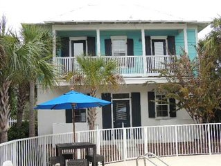 """She Sells Seashells"" Bungalow invites you to relax on 30A's white sand beaches"