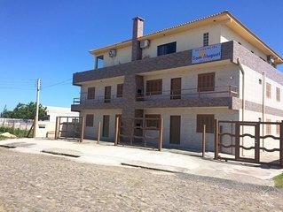 Residencial Bom Aluguel-1 Quadra do Mar
