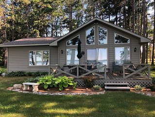 Lake House Living on All-Sports West Twin Lake-Book Now for Summer!