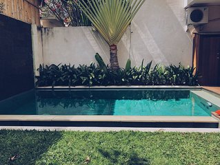 Villa 2Bedroom With Private Pool 15 Mins to Tanah Lot