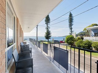 1 'Shoal Towers', 11 Shoal Bay Road - fantastic unit across the road from beach
