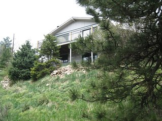Evergreen, CO Mountain Home Close to Downtown and Resorts