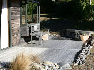 Goose-Cottage, Lake Ohau, a place in paradise
