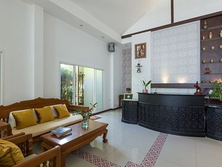 A Quiet Room, great swimming pool 5 mn
