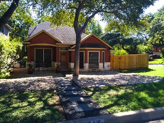 Large Zilker Home- Downtown, SOCO, Barton Springs, ACL, SXSW, Weekend Getaway!