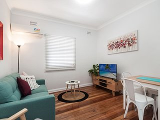 Unit 2 - Osborne walk to the Wollongong CBD
