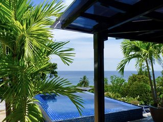 Kata 2Bedroom Private Pool, Ocean View Penthouse, Walk To Beach