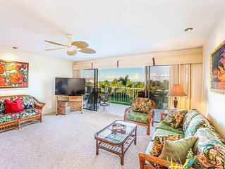 10 min drive to Kailua Town Center, Walk to Keauhou Bay, Ocean View Getaway