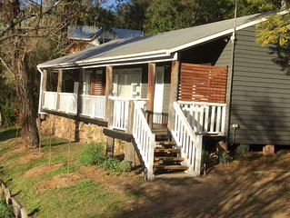 Myrtle Cottage - in the heart of Wollombi