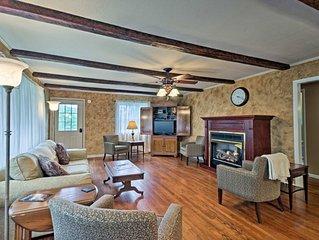 NEW! Smoky Mountain Home w/Deck-Near Fontana Lake!