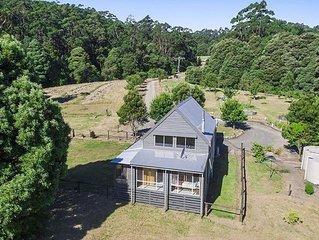 Otway Ridge Truffle Farm - Temperate Rainforest Retreat