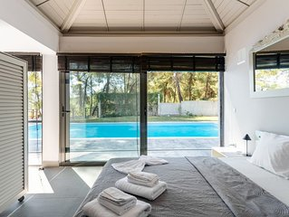 Villa Azzurro with private pool, garden and ocean view by JJ Hospitality