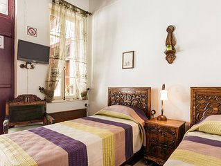 GUL HANIM HOUSE BOUTIQUE HOTEL WHITE ROSE ROOM in the walled city Nicosia
