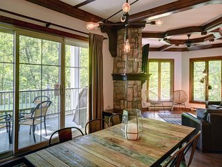 Exceptional 2 bed. Condo Tremblant Manoirs
