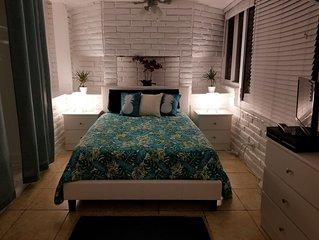 Beach theme Apartment In Central Miami