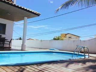 casa 4 quartos, e suites praia de ipitanga, flamengo